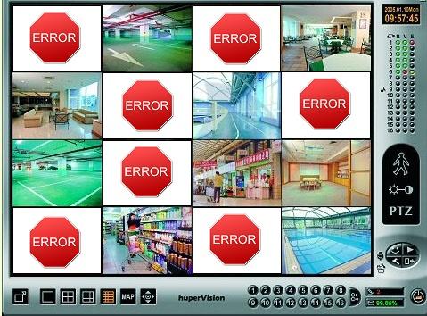 Perchè controllare il Vostro sistema di VideoSorveglianza ?