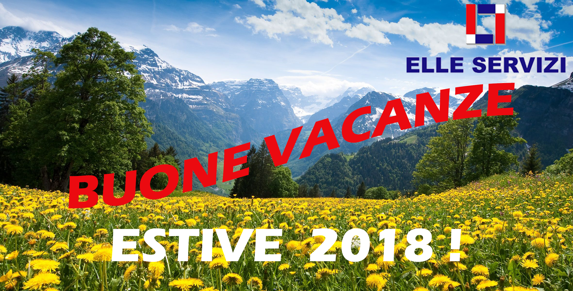 Vacanze Estive 2018