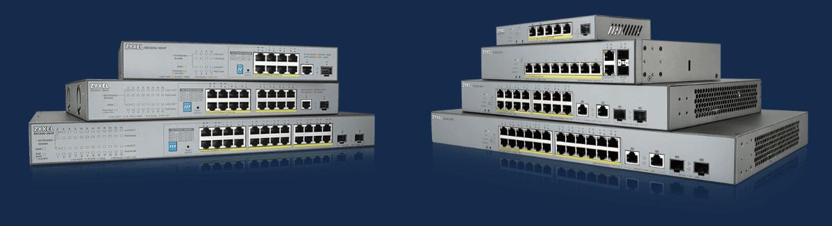 Perché scegliere gli switch Zyxel per le installazioni di video-sorveglianza?