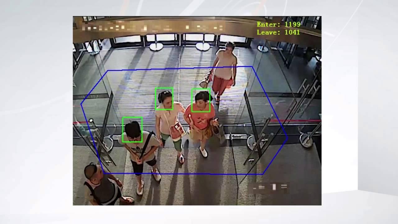 Sistema di Monitoraggio della densità dei clienti anti Covid-19