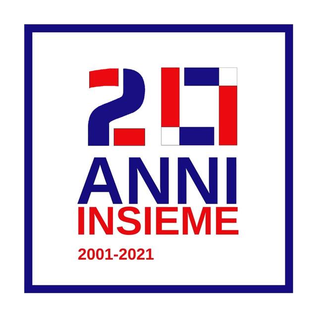 20 Anni insieme 2001-2021